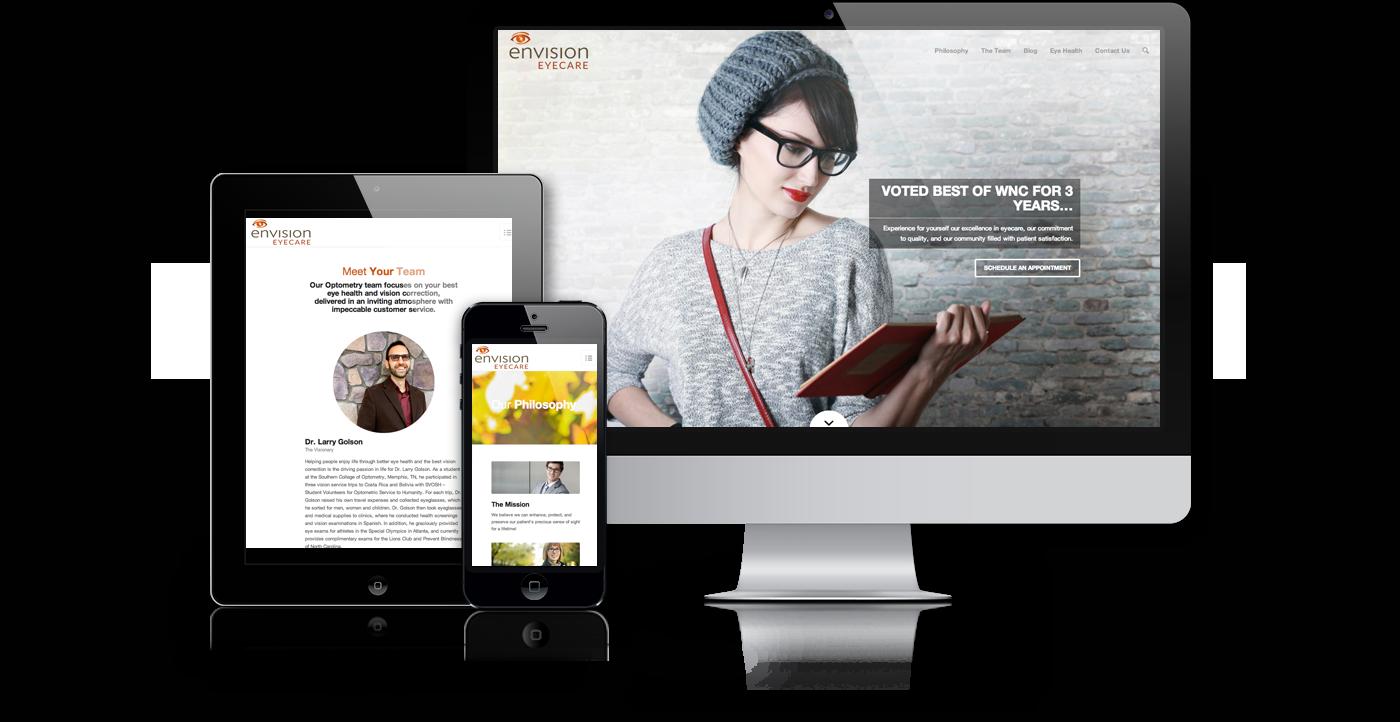 Affordable Webdesign, Asheville :: Integritive