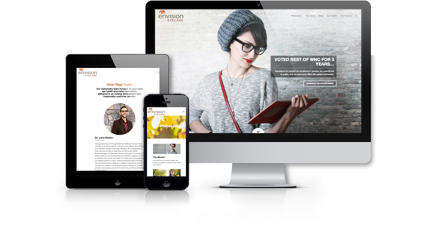 Affordable Webdesign, Asheville :: Integritive
