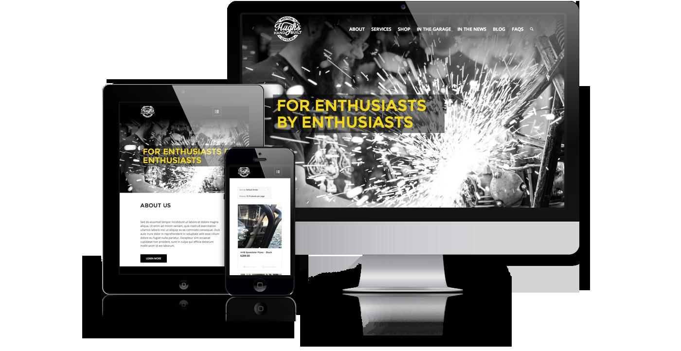 Website Built for Asheville Small Business :: Integritive